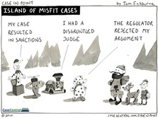 12/20/2010 - Island of Misfit Cases