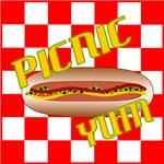 Hot Dog Picnic