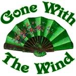 Gone With the Wind Katie Scarlett O'Hara Fan