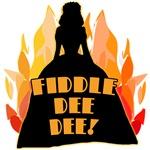 Scarlett O'Hara Fiddle Dee Dee