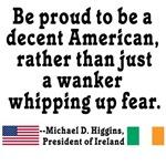 Michael D Higgins Quote