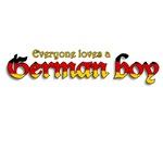 Everyone Loves a German Boy