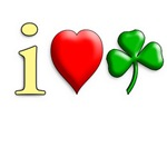 I Heart Shamrocks