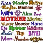 Mother in Many Languages