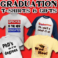 Graduation! BA, BS, Master, Phd, Whatever!