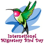 Hummingbird International Migratory Bird Day Tees