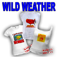 Wild Weather! Earthquakes, Blizzards, Hurricanes