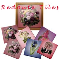 Redoute and Other Gorgeous Flowers