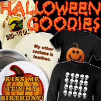 Halloween! Scary, funny, spooky, aliens!