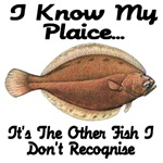 I know my Plaice