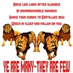 Raise like Lions