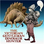The Victorian Gentleman Dinosaur hunter