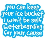 Keep your ice bucket