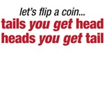 Let's flip a coin (women)