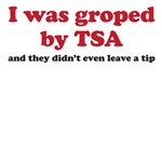 I was groped / naked scanned by TSA