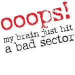 ooops! bad sector