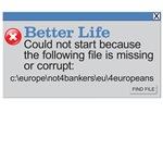 Better Life - Europe