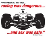 racing dangerous/sex safe