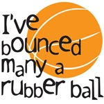 bounced many a ball