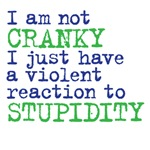 i am not cranky