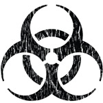 Distressed Infectious Icon