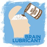 100% Colombian Brain Lubricant