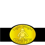 Light-Weight Champion Belt