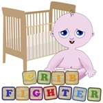 Crib Fighter Baby Blocks