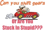 Stuck in Stupid