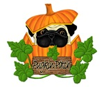 Pugkin Pumpkin Pug
