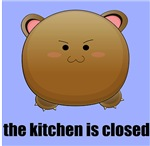 Kitchen Is Closed