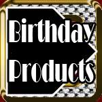 Birthday Apparel and Gifts