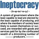 ineptocracy definition