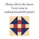 Quilter's Home Repair