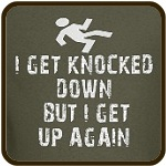 I Get Knocked Down
