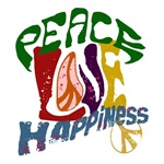 Peace Love and Happiness #P4
