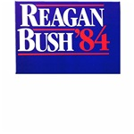 Regan/Bush 84'
