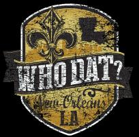 Who Dat! New Orleans Original