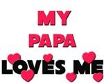 My PAPA Loves Me