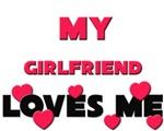 My GIRLFRIEND Loves Me