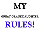 My GREAT GRANDDAUGHTER Rules!