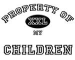 Property of my CHILDREN