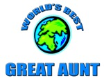 World's Best GREAT AUNT
