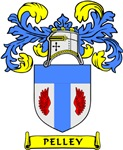 PELLEY Coat of Arms