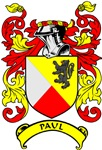 PAUL Coat of Arms