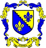 O'SHEA Coat of Arms