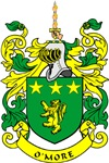 O'MORE Coat of Arms