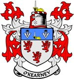O'KEARNEY Coat of Arms