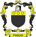 O'HOGAN Coat of Arms