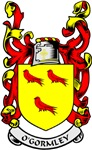 O'GORMLEY Coat of Arms